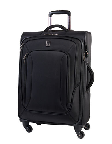 Travelpro Connoisseur 2 24-Inch Spinner Suitcase-BLACK-24