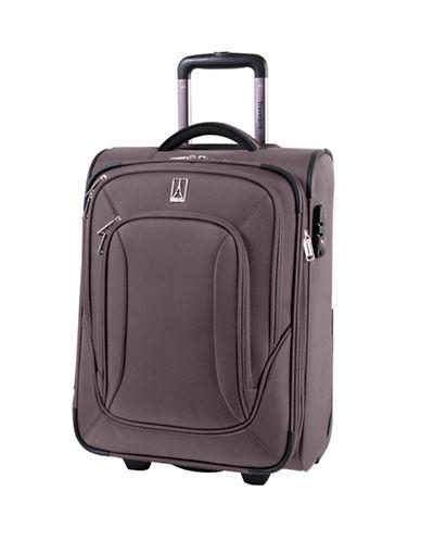 Travelpro Connoisseur 2 20-Inch Suitcase-MOCHA-20