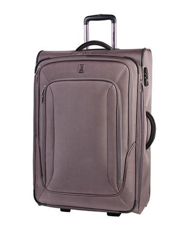 Travelpro Connoisseur 2 24-Inch Suitcase-MOCHA-24