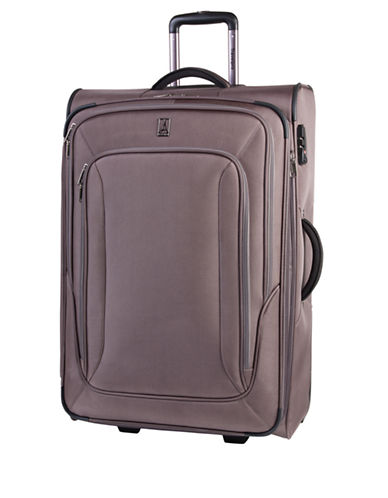 Travelpro Connoisseur 2 28-Inch Suitcase-MOCHA-28