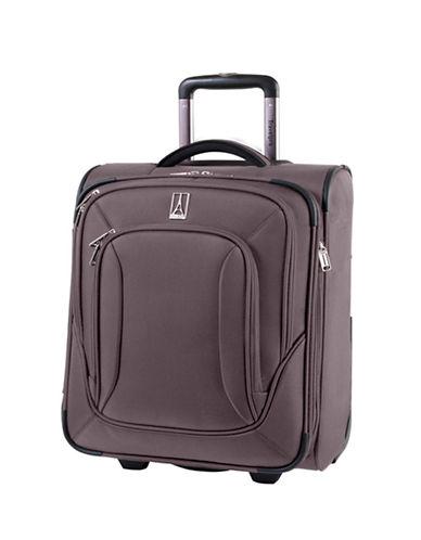 Travelpro Connoisseur 2 17-Inch Suitcase-MOCHA-17