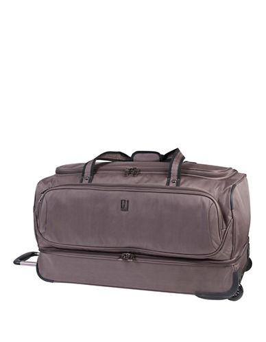 Travelpro Connoisseur 2 28-Inch Duffle Bag-MOCHA-28