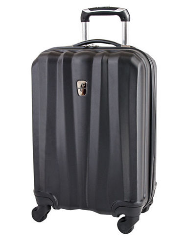 Atlantic Laser 20 Inch Suitcases-BLACK-20