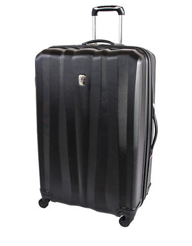 Atlantic Laser 28 Inch Suitcases-BLACK-28
