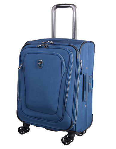 Atlantic Luggage Unite 2 20-Inch Carry On Suitcase-BLUE-20