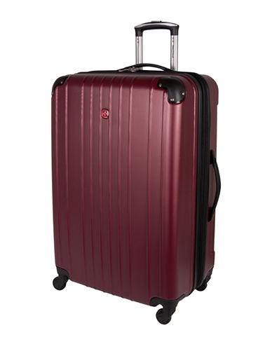 Swiss Gear Swiss Gear 28-Inch Passport Hard Side Luggage-RED-28