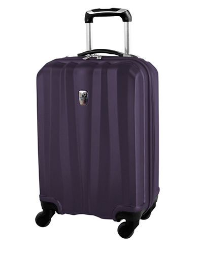 Atlantic Laser 20 Inch Suitcases-PURPLE-20