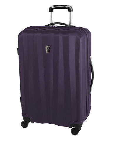 Atlantic Laser 24 Inch Suitcases-PURPLE-24
