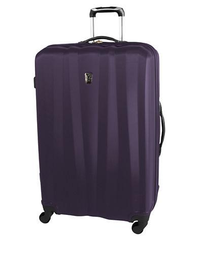 Atlantic Laser 28 Inch Suitcases-PURPLE-28