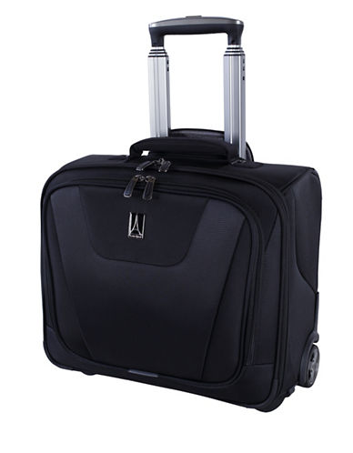 Travelpro Maxlite 4 Two-Wheel Rolling Tote-BLACK-One Size
