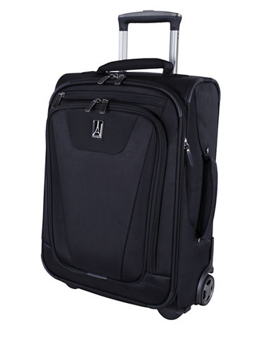 Travelpro Maxlite 4 20-Inch International Carry-On Rollaboard Suitcase-BLACK-20