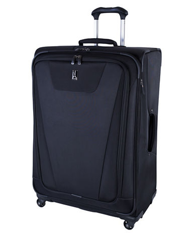 Travelpro Maxlite 4 29-Inch Expandable Spinner Suitcase-BLACK-One Size