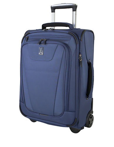 Travelpro Maxlite 4 20-Inch International Carry-On Rollaboard Suitcase-BLUE-One Size