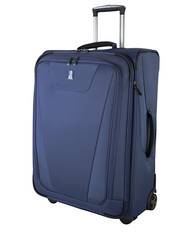 Travelpro Maxlite Black 26-Inch Expandable Rollaboard Suitcase-BLUE-One Size