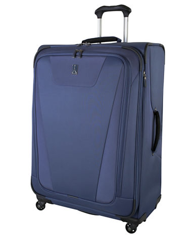 Travelpro Maxlite 4 29-Inch Expandable Spinner Suitcase-BLUE-One Size