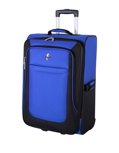 Atlantic Debut 24-Inch Softside Upright Luggage-COBALT-24