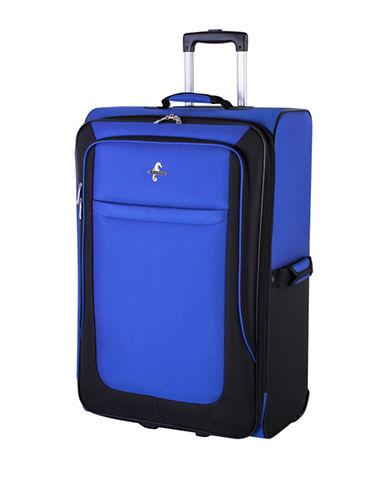 Atlantic Debut 28-Inch Softside Upright Luggage-COBALT-28