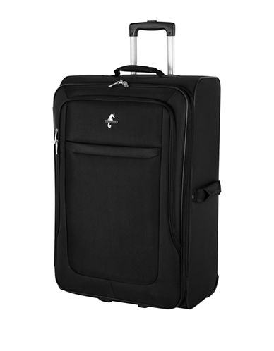 Atlantic Debut 28-Inch Softside Upright Luggage-BLACK-28