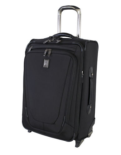 Travelpro Crew 11, 22-Inch Expandable Rollaboard-BLACK-22