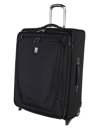 Travelpro Crew 11, 26-Inch Expandable Rollaboard-BLACK-26 in