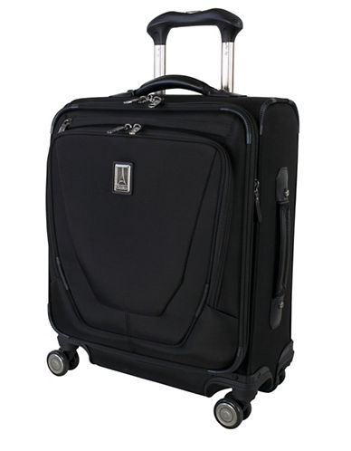 Travelpro Crew 11, 21-Inch Carry-on Spinner-BLACK-20