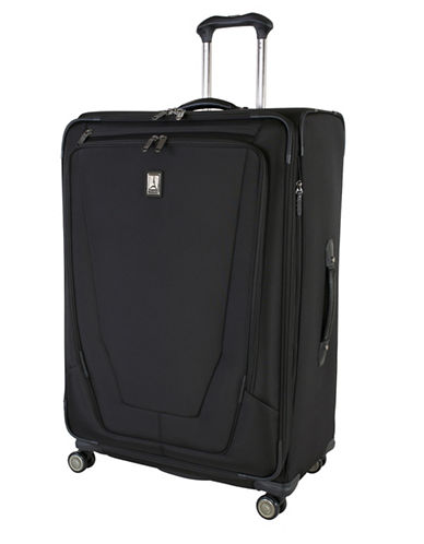 Travelpro Crew 11, 29-Inch Expandable Spinner-BLACK-29