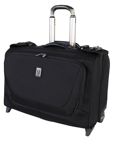 Travelpro Crew 11, Rolling Garment Bag-BLACK-One Size