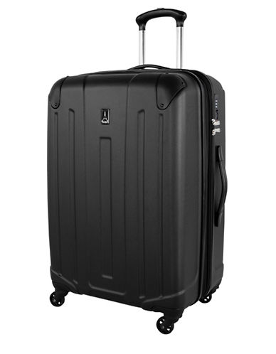 Travelpro Armoir Collection 28-Inch Expandable Upright Hardside Spinner TP25178-BLACK-28