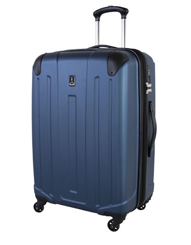 Travelpro Armoir Collection 28-Inch Expandable Upright Hardside Spinner TP25178-BLUE-28