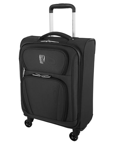 Atlantic Volare Carry-On Spinner Suitcase-BLACK-18