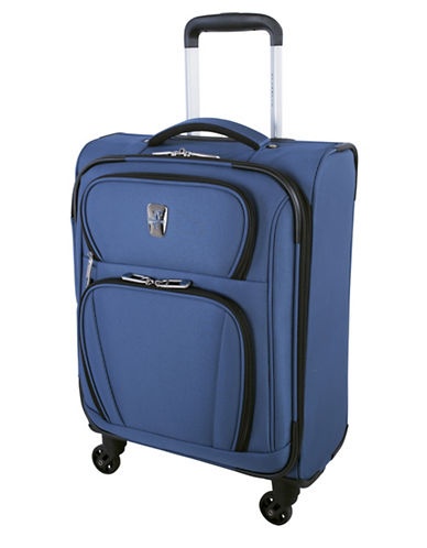Atlantic Volare Carry-On Spinner Suitcase-NAVY-18
