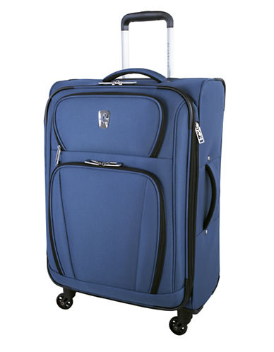 Atlantic Volare 24-Inch Spinner Suitcase-NAVY-24