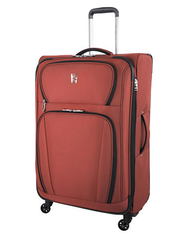 Atlantic Volare 28-Inch Spinner Suitcase-ORANGE-28