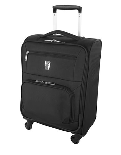 Atlantic Expandaire Carry-On Spinner Suitcase-BLACK-18