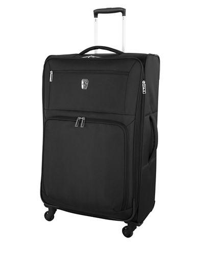 Atlantic Expandaire 28-Inch Spinner Suitcase-BLACK-28
