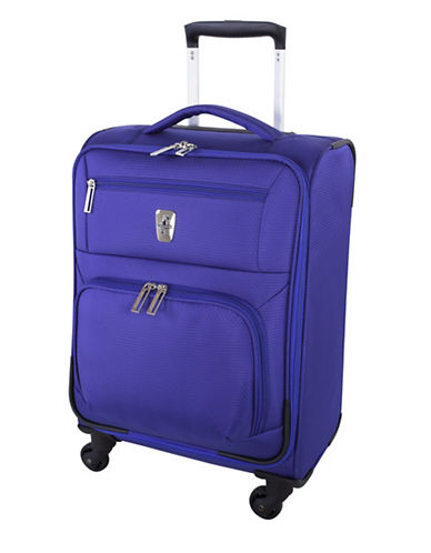 Atlantic Expandaire Carry-On Spinner Suitcase-BLUE-18