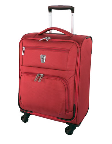 Atlantic Expandaire Carry-On Spinner Suitcase-RED-18