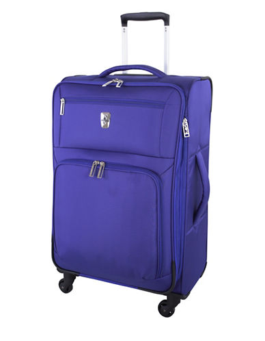 Atlantic Expandaire 24-Inch Spinner Suitcase-BLUE-24