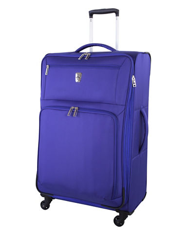 Atlantic Expandaire 28-Inch Spinner Suitcase-BLUE-28