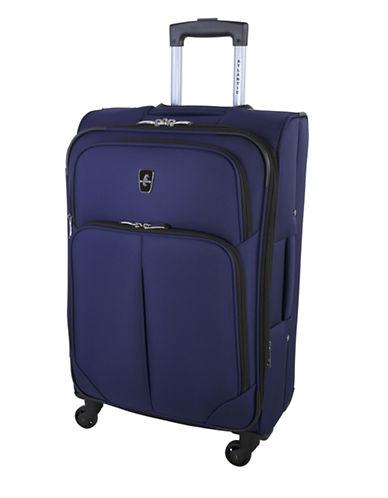 Atlantic Torres 24-Inch Spinner Suitcase-BLUE-24