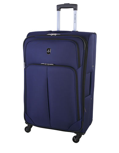 Atlantic Torres 28-Inch Spinner Suitcase-BLUE-28