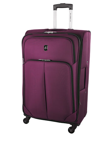 Atlantic Torres 28-Inch Spinner Suitcase-CRANBERRY-28