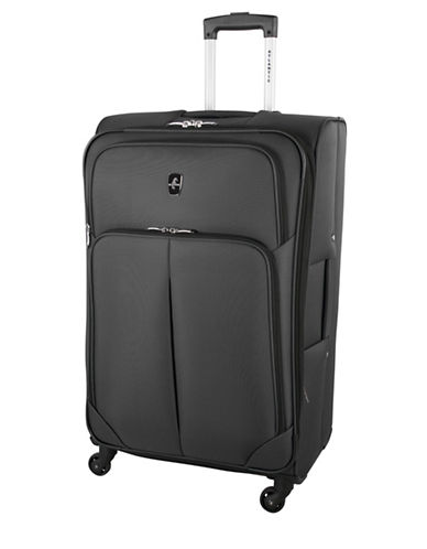 Atlantic Torres 28-Inch Spinner Suitcase-GREY-28