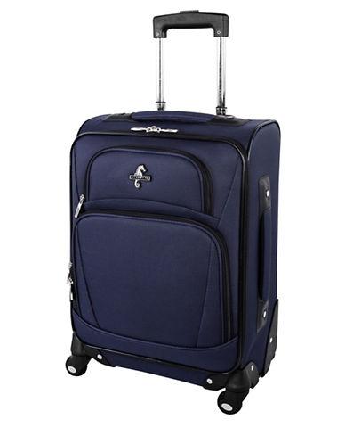 Atlantic Airwave Elite Carry-On Spinner Suitcase-BLUE-18