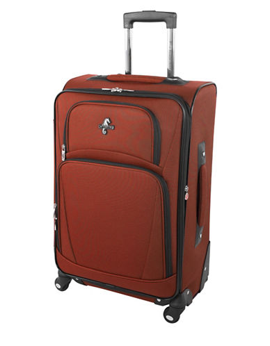Atlantic Airwave Elite 24-Inch Spinner Suitcase-COPPER-24