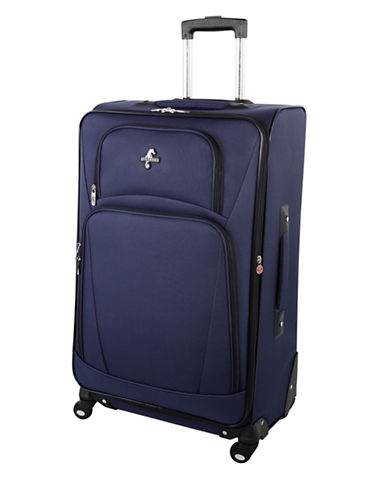 Atlantic Airwave Elite 28-Inch Spinner Suitcase-BLUE-28