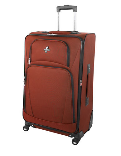 Atlantic Airwave Elite 28-Inch Spinner Suitcase-COPPER-28