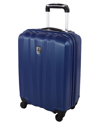Atlantic AL15270 Carry-On Hardside Spinner-NAVY-20