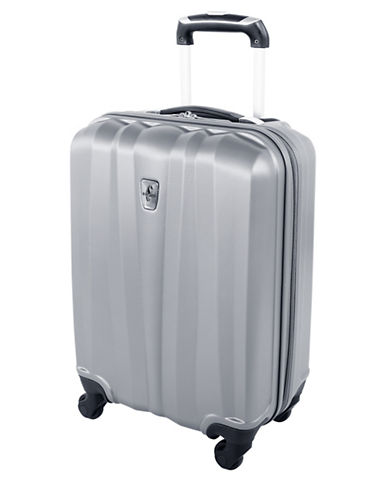 Atlantic AL15270 Carry-On Hardside Spinner-SILVER-20
