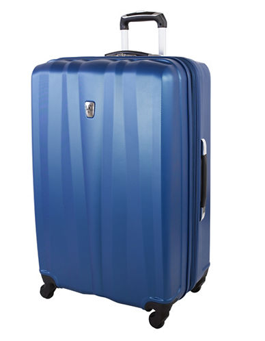 Atlantic 28 Inch Expandable Upright Hardside Spinner-SKY BLUE-28